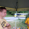 Todd and Mark tailgate before the Iowa game ( 2011 )