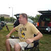 Todd tailgating before the Iowa game ( 2011 )