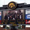 Iowa Hawkeye football at Kinnick ( 2011 )