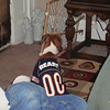 Boone is a big Bears fan ( 2011 )
