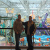 Todd and Mark at Mall of America in Minneapolis ( 2011 )