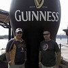 Kevin and Todd at the Irish Hooley in Dubuque ( 2013 )