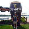 Kevin at the Irish Hooley in Dubuque ( 2013 )