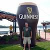 Todd at the Irish Hooley in Dubuque ( 2013 )