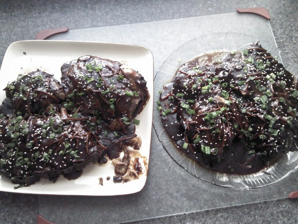 Korean Crockpot BBQ Ribs