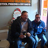Ron and Todd at Durty Gurt's in Galena ( 2013 )