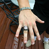 Bryce's state champion ring ( 2014 )