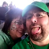 Lori and Mario on St.Patty's Day ( 2015 )