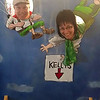 Todd and Lori skydiving on St.Patty's Day ( 2015 )