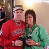 Lori and Todd celebrate St.Patty's Day ( 2015 )