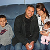 New Baby in the family - Our niece and her hubby and new baby daughter...along with her nephew (our great nephew...her brothers son).  They stopped by to see us this weekend.  It was good to see them and to get to see the newest member of our extended family!  :-))