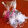 "Bridal Swap - I joined a bridal swap this month on one of the ""soap"" places I visit, so I can get some more ideas and recipe's of things to make!  Can't wait to get the other goodies back, I just sent mine in...and the others should come the first of next month.  It was actually two parts, a ""favors"" part, and a ""bridal gift"" part, of which I did both, so had to make up some little favors, and a little bigger gift for all who joined.  So fun!  :-))"