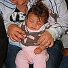 Sweet Baby Girl - Our two niece's who stopped by to see us this weekend.  Our newest great niece is just adorable!  :-))