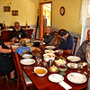 Thanksgiving Dinner with family and friends
