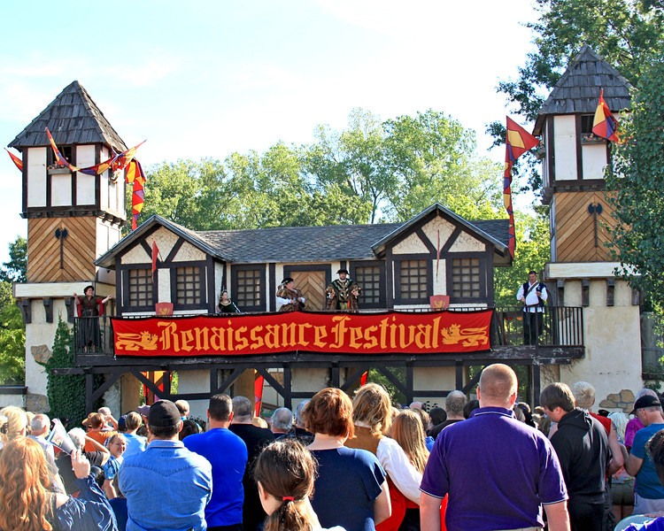 Welcome to the Kansas City Ren-fest!!