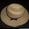 Amish Straw Hat - I USED to have one a few years ago - one of our goats decided she wanted it for lunch.....
