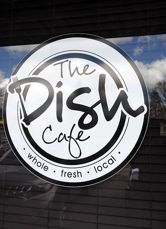F. BRIAN FERGUSON/THE REGISTER-HERALD=Area residents consider the Dish Cafe on Ritter Drive in Daniels.