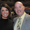 Beckley-Raleigh County Chamber of Commerce annual dinner held at the Beckley-Raleigh County Convention Center Friday evening.<br /> Rick Barbero/The Register-Herald