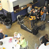 Live music was provided during Saturday's Appalachian Festival at the Raleigh County Convention Center. F. Brian Ferguson/The Register-Herald