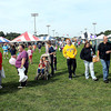 Hundreds attended Saturday's Day of Hope event at the YMCA Soccer Complex. F. Brian Ferguson/The Register-Herald