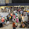 A large turn-out was on hand during Friday's Appalachian Arts and Crafts festival at the Raleigh County Convention Center. F. Brian Ferguson