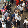 Large numbers of visitors were on hand during Saturday's Appalachian Festival at the Raleigh County Convention Center. F. Brian Ferguson/The Register-Herald