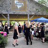 Area women broke out their best black dresses as Daniel Vineyards played host to the annual event on Friday evening. F. Brian Ferguson/The Register-Herald