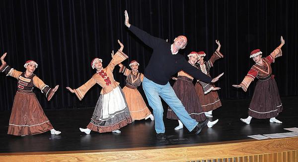Beckley Dance Theater Nutcracker.<br /> Rick Barbero/The Register-Herald