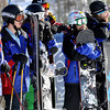 Students of Winterplace's Ski School take instruction at Winterplace on Friday's Opening Day of the new season. F. Brian Ferguson/The Register-Herald