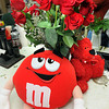 Valentine's Day display at Webbs Florist on South Kanawha Street in Beckley.<br /> Rick Barbero/The Register-Herald
