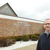James Boyd, pastor at Memorial Baptist Church on South Kanawha in Beckley.<br /> Rick Barbero/The Register-Herald.