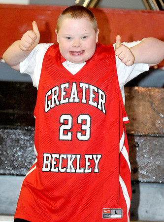 Greater Beckley's biggest fan Chase Mullins .