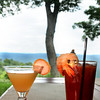 Great drinks with an even better view at The Summit at the Greenbrier. F. Brian Ferguson/The Register-Herald