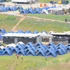 National Boy Scout Jamboree Saturday afternoon at the new Summit Bechtel Family National Scout Reserve near Glen Jean, WV<br /> Rick Barbero/The Register-Herald