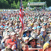 The Boy Scouts of America welcomes approximately 40,000 Scouts from across the nation to the expansive new Summit Bechtel Family National Scout Reserve in Mt. Hope, WV for the 2013 National Scout Jamboree.<br /> Rick Barbero/The Register-Herald
