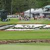 First round of The Greenbrier Classic Thursday on the Old White TPC Course at The Greenbrier Resort in White Sulphur Springs.<br /> Rick Barbero/The Register-Herald