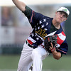West Virginia Miners pitcher David Hess delievers against Richmond on Friday evening. F. Brian Ferguson/The Register-Herald