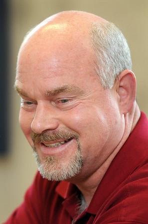 Raleigh General Hospital CEO Dave Darden F. Brian Ferguson/The Register-Herald