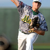 West Virginia Miner's Pitcher #34  delievers. F. Brian Ferguson/The Register-Herald
