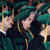 The WVSOM graduated 184 fresh new faces into the field on Saturday morning during the school's graduation in Lewisburg.F. Brian Ferguson/The Register-Herald