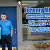Tara and Jeremy Miller at their new Sophia location at 416 West Main Street  F. Brian Ferguson/The Register-Herald