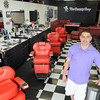 Donnie Snyder, owner of the Country Shop and Salon in Fayetteville.<br /> Rick Barbero/The Register-Herald