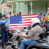 Rainelle welcomed Rolling Thunder for the 25th year during Thursday's Run for the Wall Event. F. Brian Ferguson/The Register-Herald
