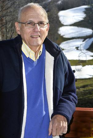 Winterplace founder Jerry Laufer F. Brian Ferguson/The Register-Herald