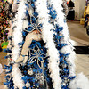 The Lewis Automotive tree was among the audience favorites during Friday evening's United Way Wonderland of Trees auction. F. Brian Ferguson/The Register-Herald