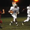 Oak Hill Red Devils vs Woodrow Wilson Flying Eagles at Oak Hill High School Friday Night.<br /> Rick Barbero/The Register-Herald