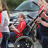 The Independence High School Marching Band provided the sounds during Thursday's homecoming parade in Sophia. F. Brian Ferguson/The Register-Herald