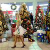 Christmas trees of all shapes and sizes were on hand at the United Way Wonderland of Trees on Thursday evening at Lewis Automotive pre-owned superstore on Appalachian Drive. F. Brian Ferguson/The Register-Herald