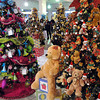 Trees of all shapes and sizes were displayed at the United Way Wonderland of Trees on Thursday evening at Lewis Automotive pre-owned superstore on Appalachian Drive. F. Brian Ferguson/The Register-Herald