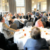 A full house was on hand for Tuesday's United Way Leaders Club Luncheon,  at Black Knight Country Club. F. Brian Ferguson/The Register-Herald